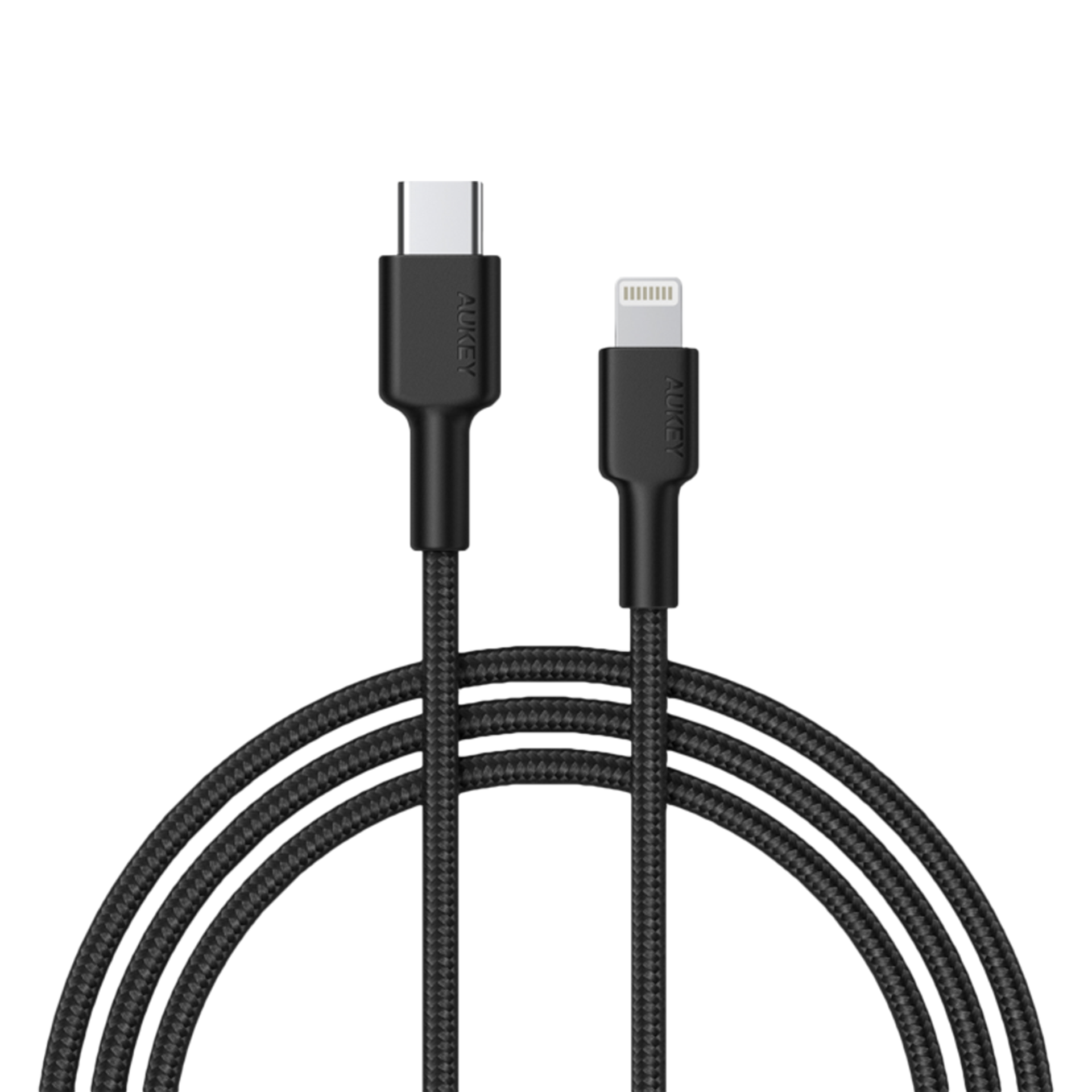 CB-CL2 Cable USB-C To Lightning 2m Braided Nylon Mfi Certified