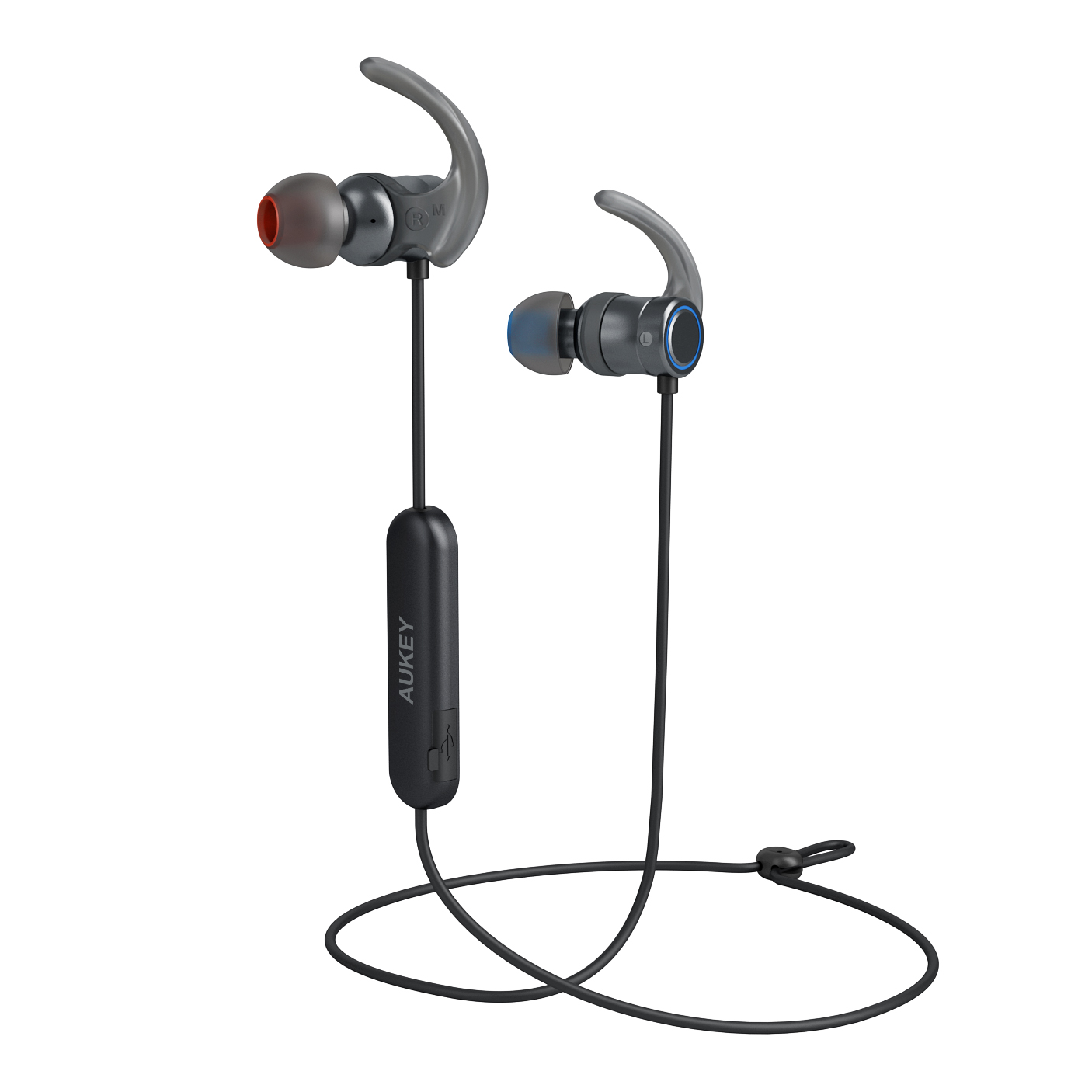 EP-B67 Headset Bluetooth Magnetic Earbunds, APTX