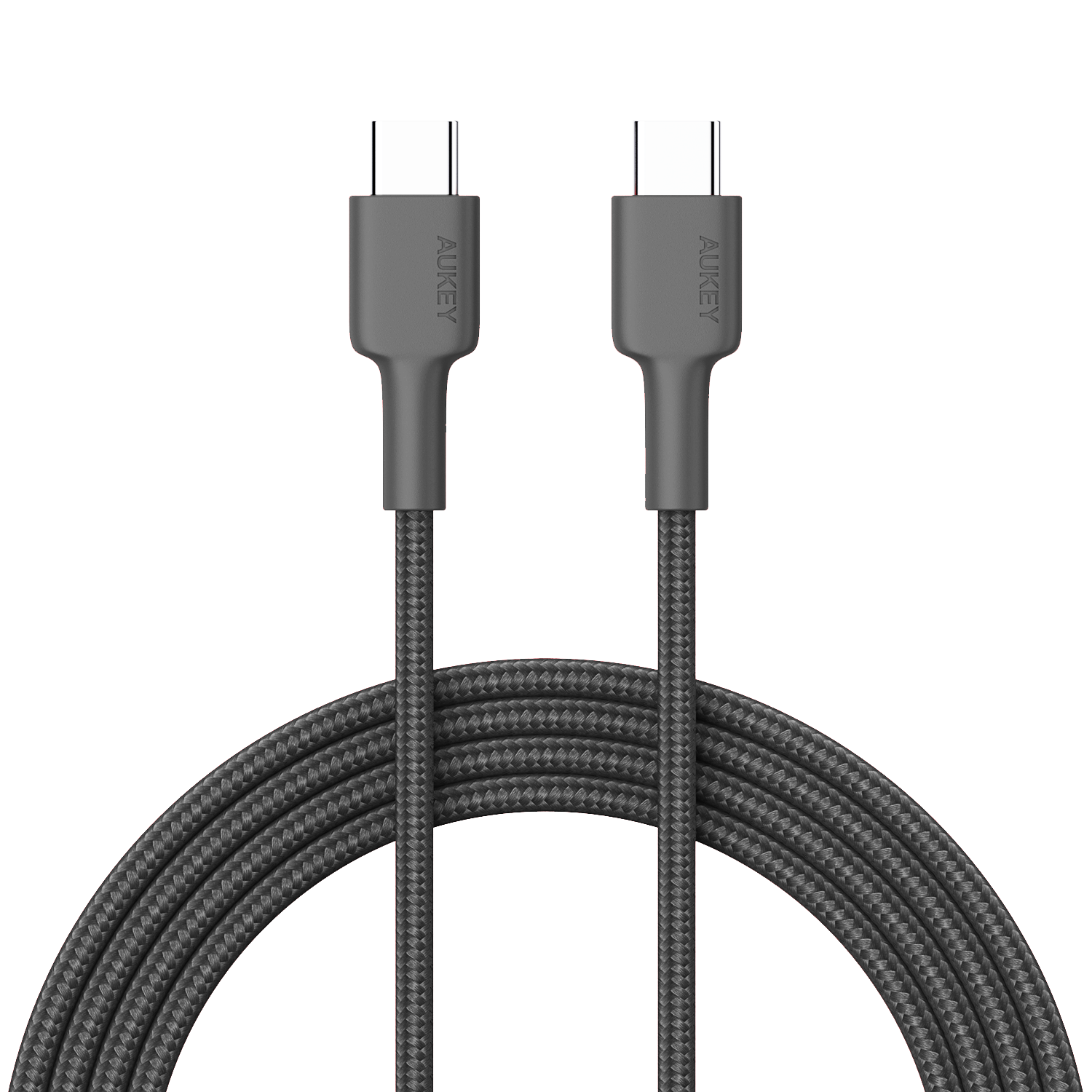 CB-CD19 Cable  Braided C to C 2M Black