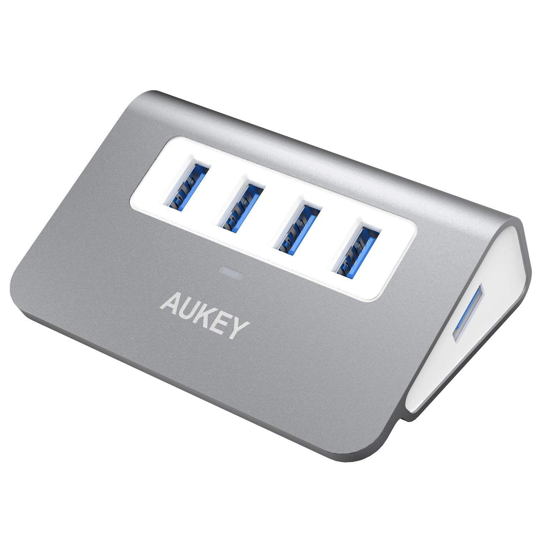 CB-H5 HUB Alumunium 4 Port USB 3.0