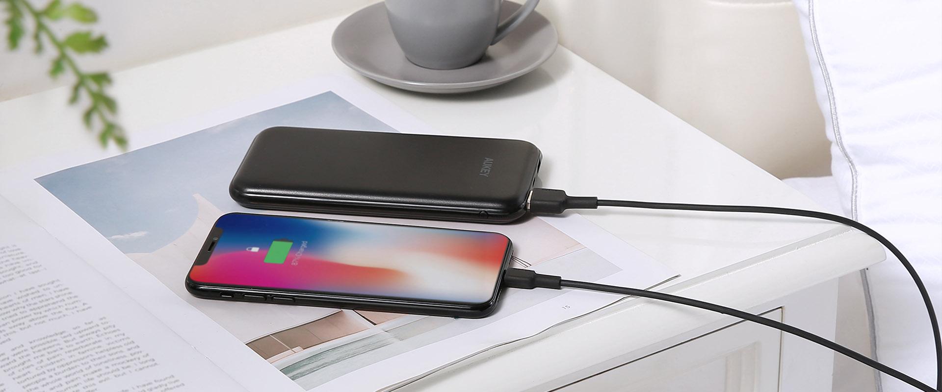 CB-BAL1 MFi USB-A to Lightning Cable (1.2M)