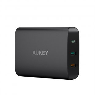 PA-Y13 Charger 3 Ports 74.5W USB PD 3.0 QC 3.0 & AiQ