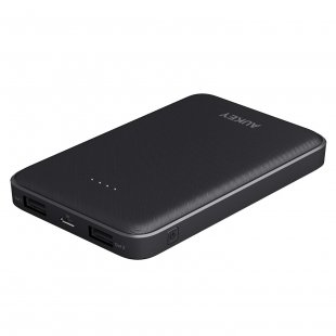 PB-N50 10000mAh Compact Dual Port Power Bank