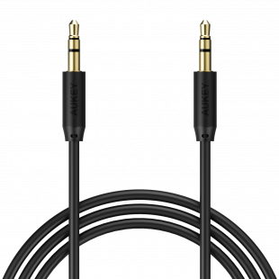 CB-V10 CABLE 1.2M AUX AUDIO GOLD PLATE