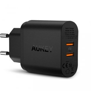 PA-T16 Charger 2 Ports 36W QC 3.0