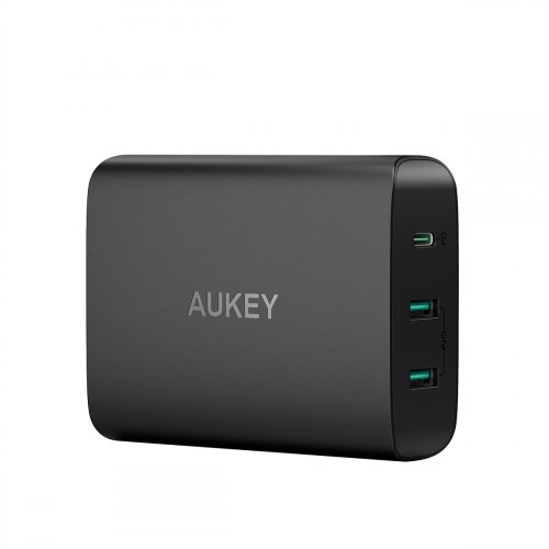 500302 - PA-Y12 Charger 3 Ports 60W USB C PD 3.0 & AiQ