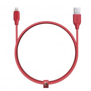 CB-AL2 Cable 2M Lightning Braided MFI Apple