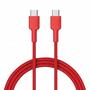 CB-CD29 USB C to C Cable 1.2m Red