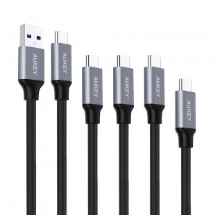 CB-CMD2 Cable  USB A to USB C 3.0 PVC (5pcs)