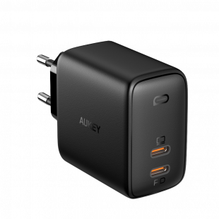 PA-B4 Omnia Duo 65W Dual-Port Charger Power Delivery 3.0