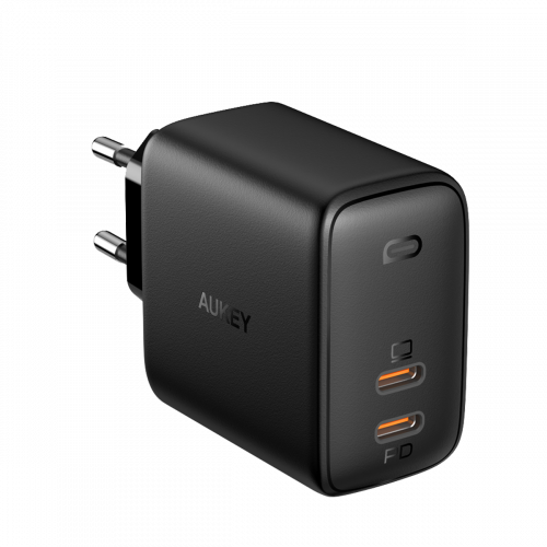 500485 - PA-B4 Omnia Duo 65W Dual-Port Charger Power Delivery 3.0