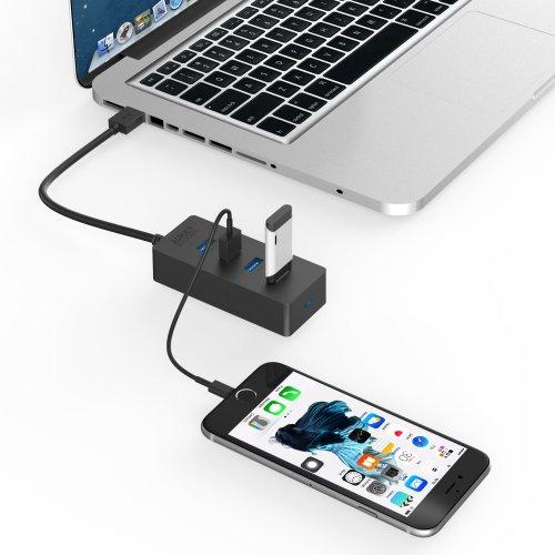 500306 - CB-H30 HUB 4 Ports USB 3.0 5Gbps
