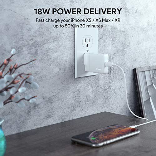 500349 - PA-Y20 18W Power Delivery Wall Charger
