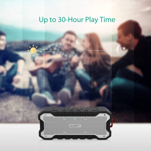 500285 - SK-M12 10W Bluetooth 4.1 Wireless Outdoor Speaker