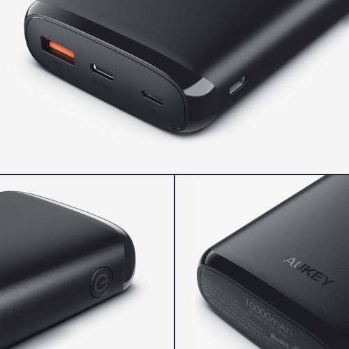 500382 - PB-Y22 10000mAh Power Bank with Lightning Input & Power Delivery