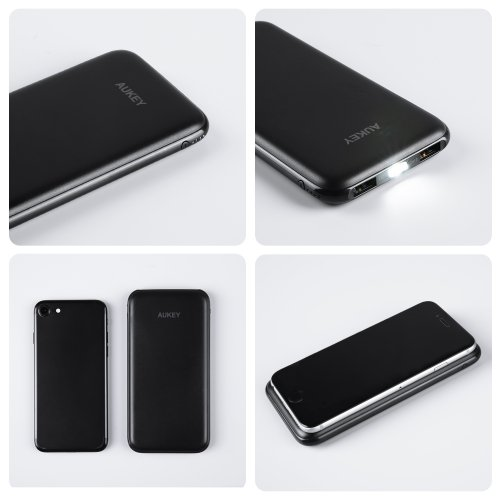 500290 - PB-N51 Powerbank 10000 mAh Slim & AiQ
