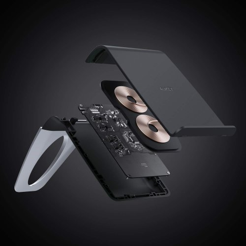 500411 - LC-C1S Wireless Charger 10W Fast Charging Stand