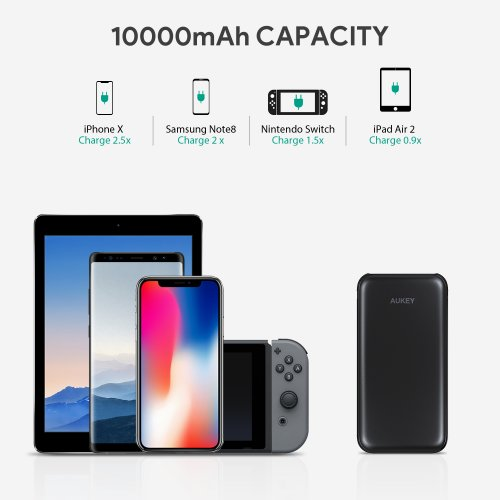 500379 - PB-Y13 10000mAh Power Bank  with Power Delivery