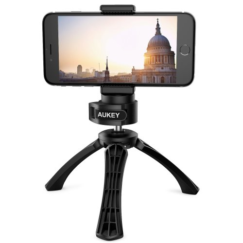500237 - CP-T01 Holder Mini Tripod With Smartphone Mount