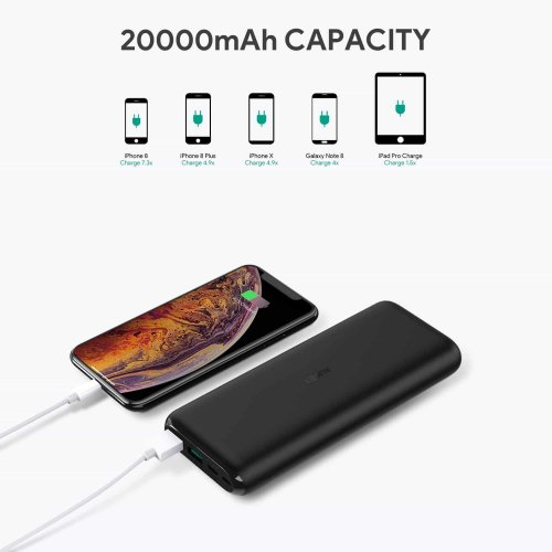 500361 - PB-XN20 Powerbank 20000 mAh USB C & Ai Power