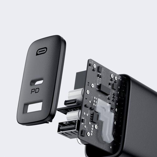 500482 - PA-F3 Swift Mix 30W 2 Port PD