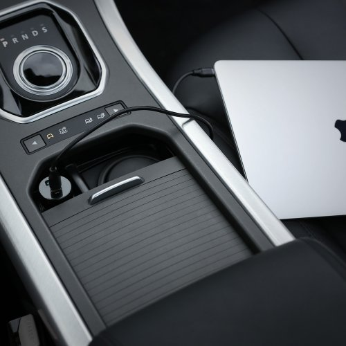 500218 - CC-Y7 Car Charger 2 Ports USB C PD, PD 2.0 & AiQ