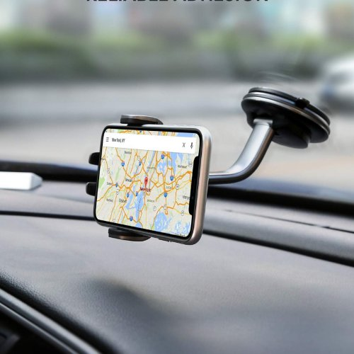 500457 - HD-C50 Holder  Dashboard Phone Mount