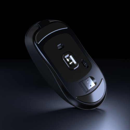 500693 - GM-F4 Knight Gaming Mouse RGB Wired with 10000 DPI