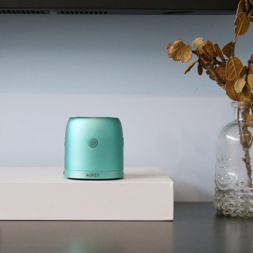 50029/500332 - SK-M31 Mini Bluetooth Speaker With Enhances Bass & Metal Housing