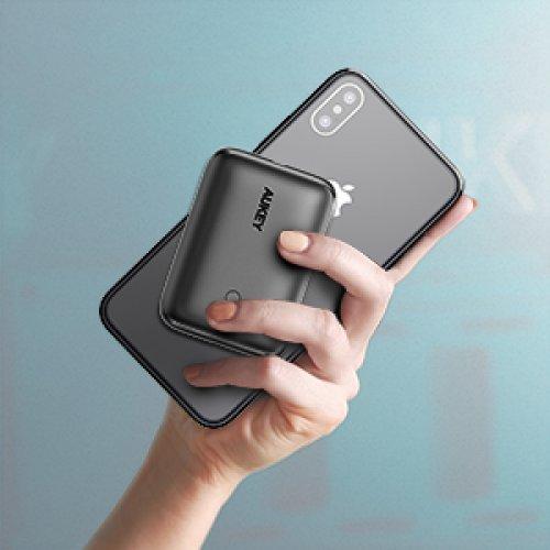500714 - PB-N83 Powerbank Smallest  10.000mAh PD 3.0